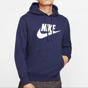 Nike Sportswear Fleece Graphic Pullover Hoodie